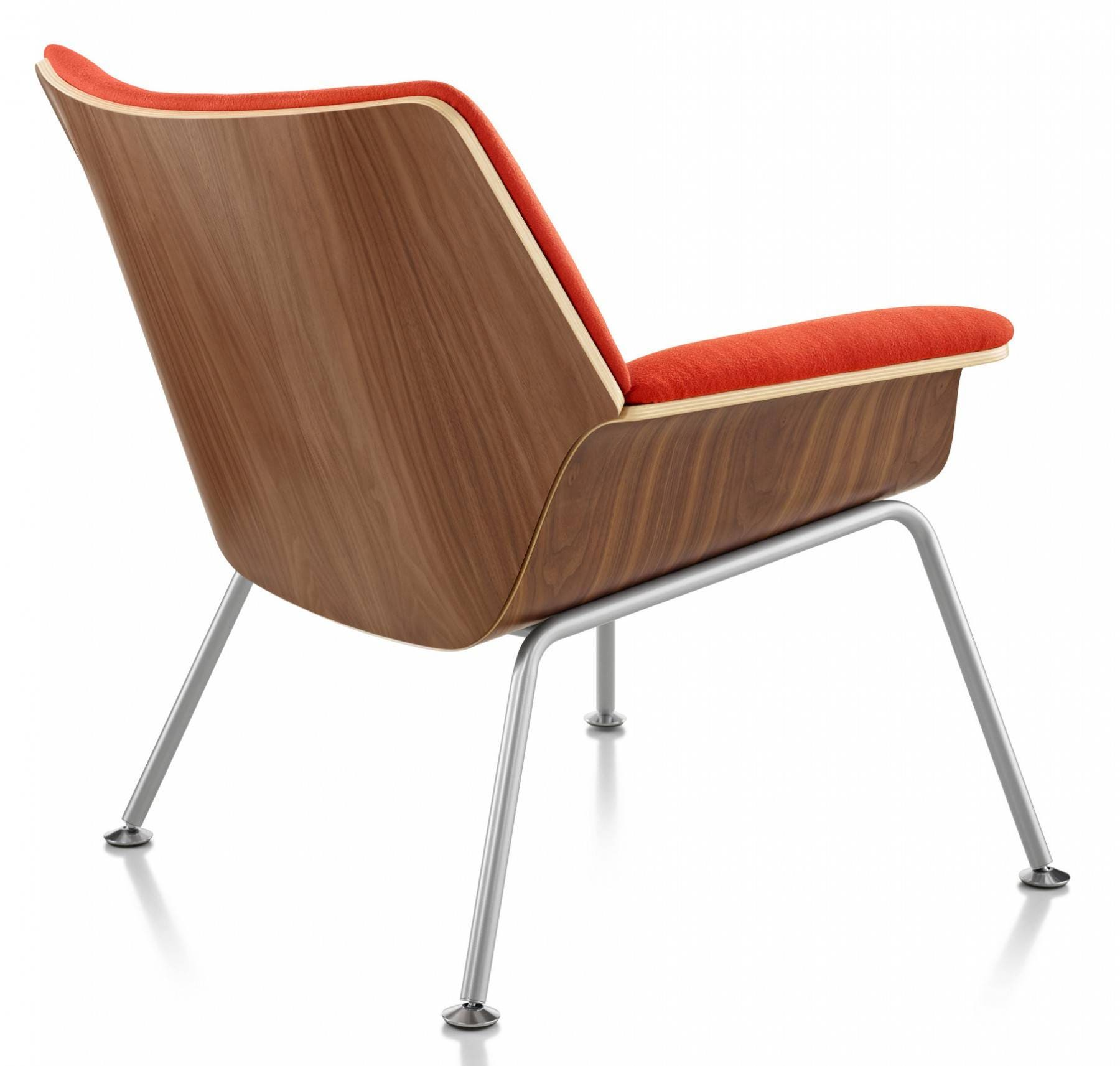 herman miller swoop plywood lounge chair  gr shop canada -