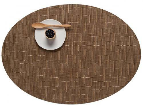 Chilewich Bamboo Oval Table Mat