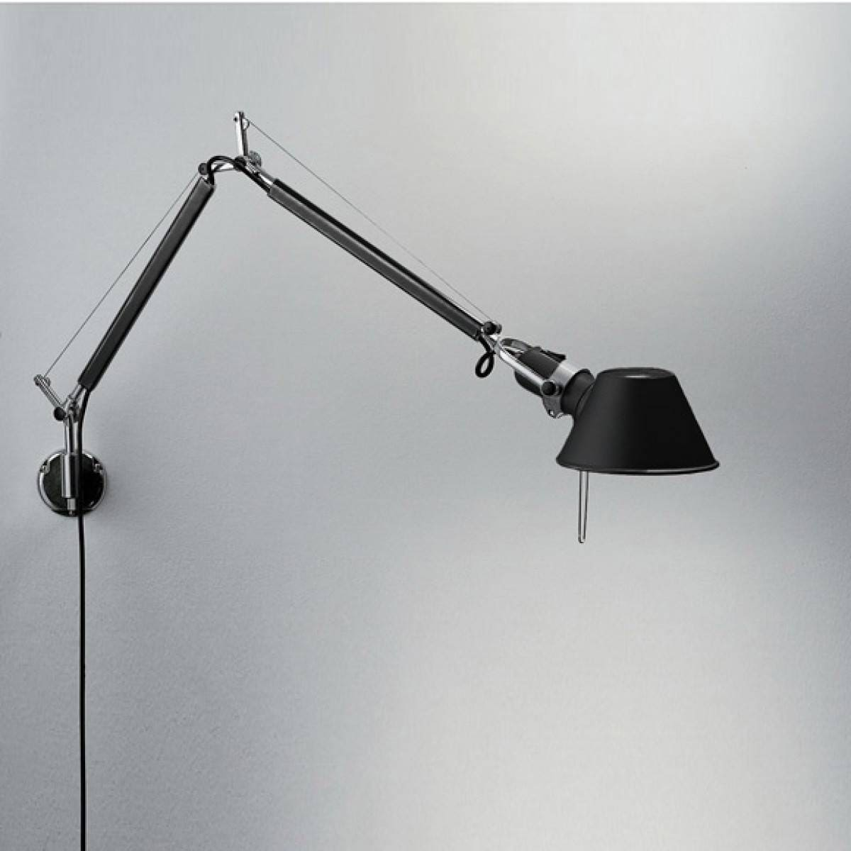 artemide tolomeo mini wall lamp gr shop canada. Black Bedroom Furniture Sets. Home Design Ideas