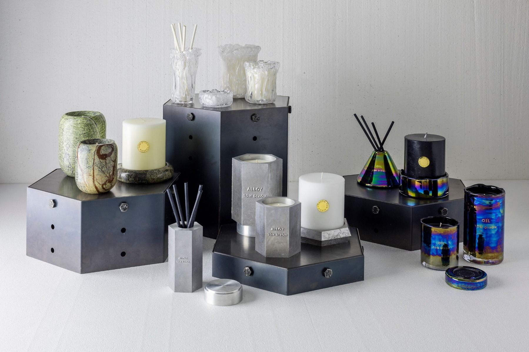 Tom Dixon Alloy Candle