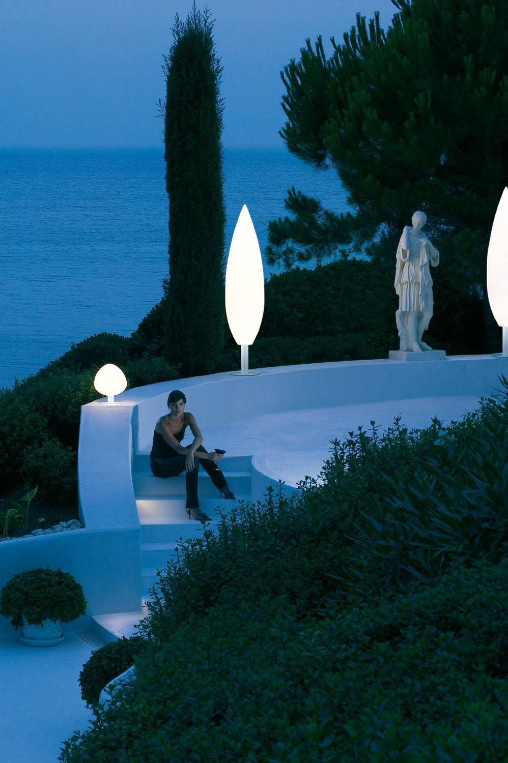 Vibia Tree 4000-03 Outdoor Lamp