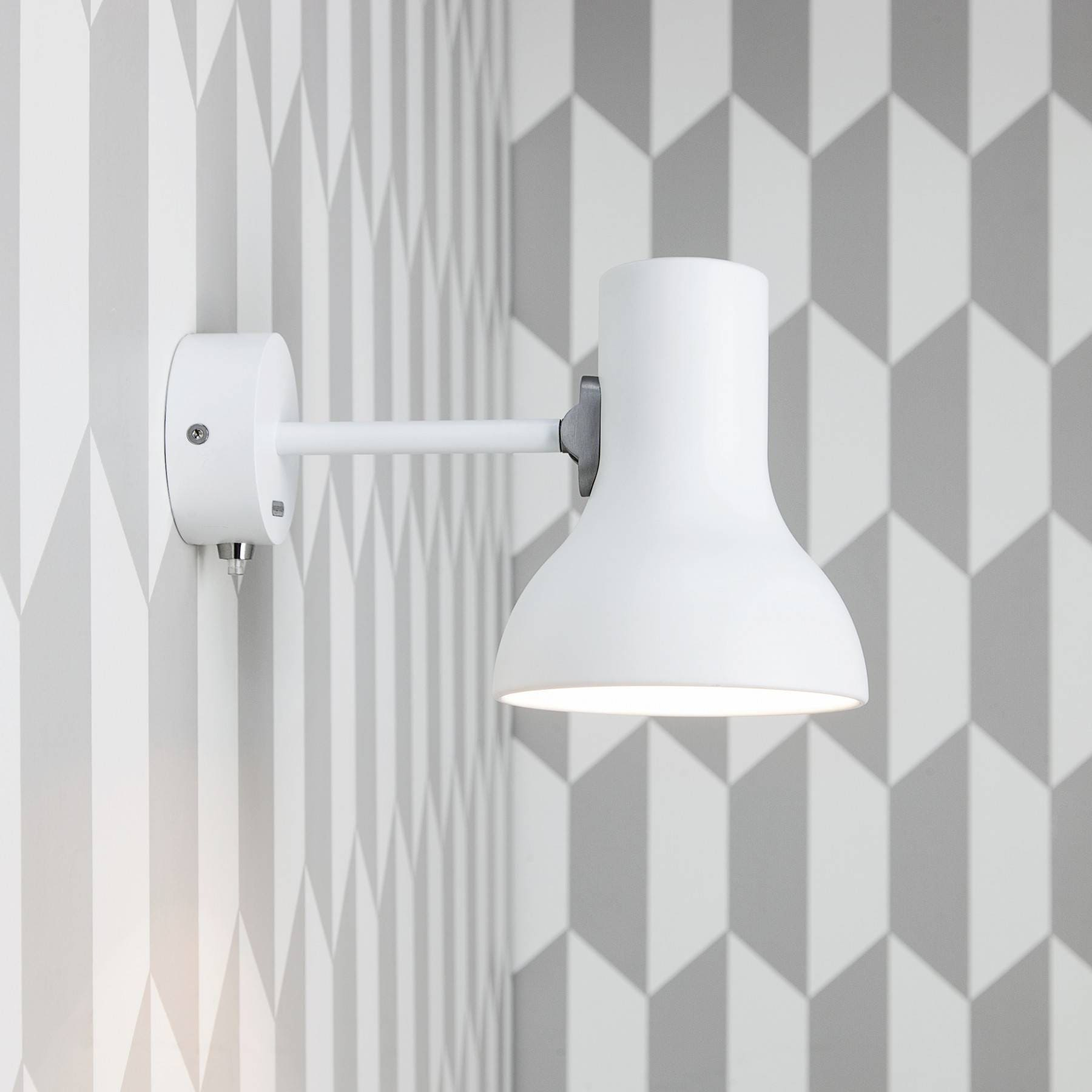anglepoise type 75 mini wall lamp gr shop canada. Black Bedroom Furniture Sets. Home Design Ideas