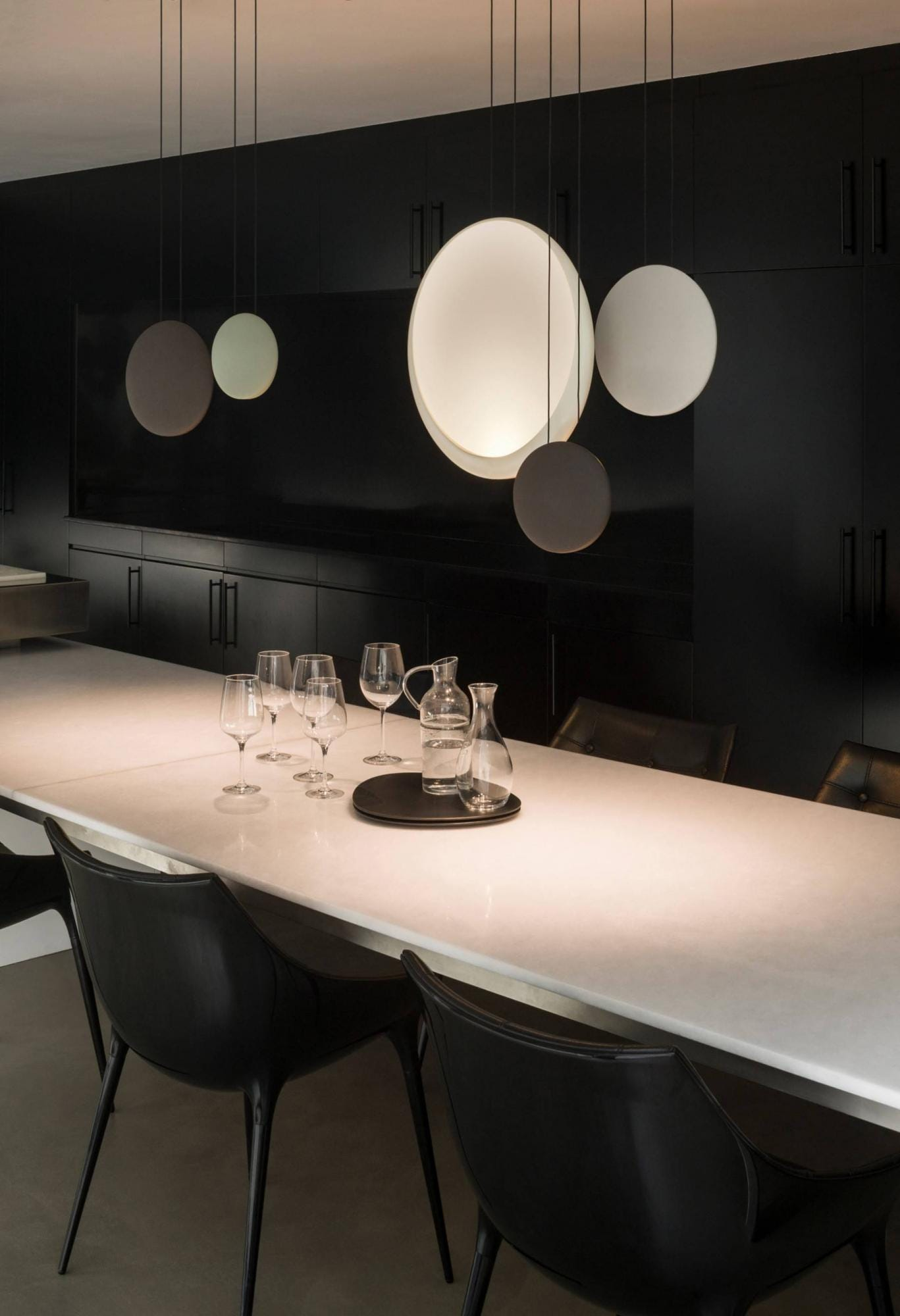 Vibia Cosmos Satellite Small LED Pendant Lamp
