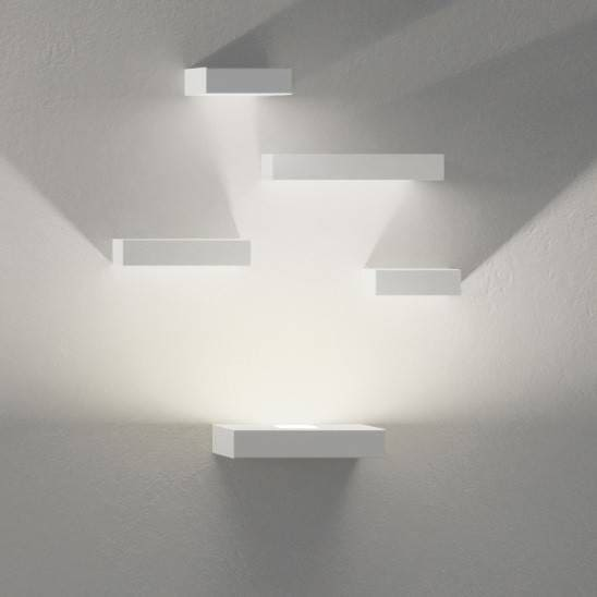 Wall Sconce Cad Block Free : Vibia Set LED Four Reflector Block Wall Sconce Lamp - GR Shop Canada