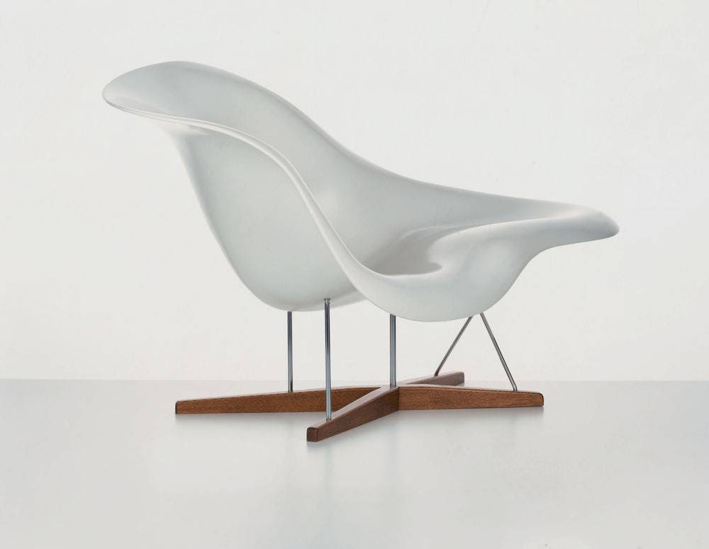 Chaise vitra eames 20171024105930 for La chaise eames occasion