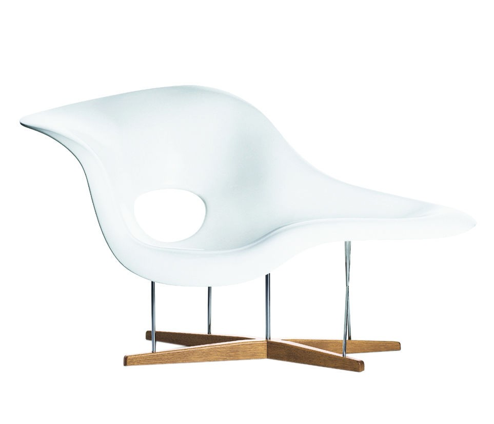 Vitra eames la chaise chair gr shop canada for Chaise rar eames vitra