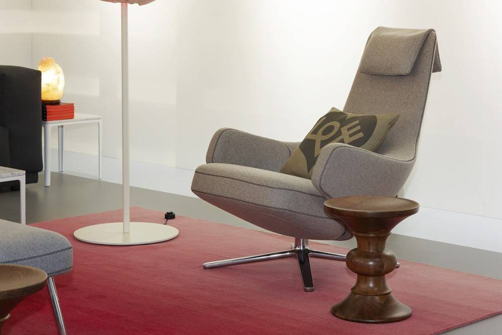 ... Vitra Repos Lounge Chair. 1