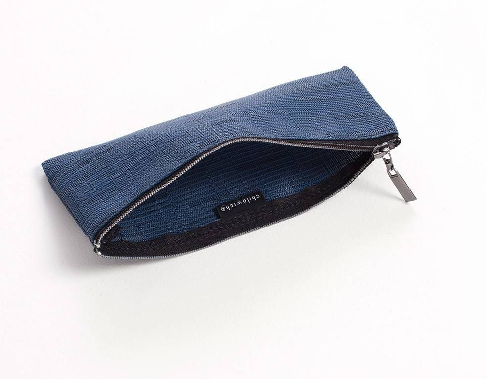 Chilewich Bamboo Zip Bag or Pencil Case