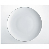 Alessi Mami Platinum Round Serving Plate SG70 21