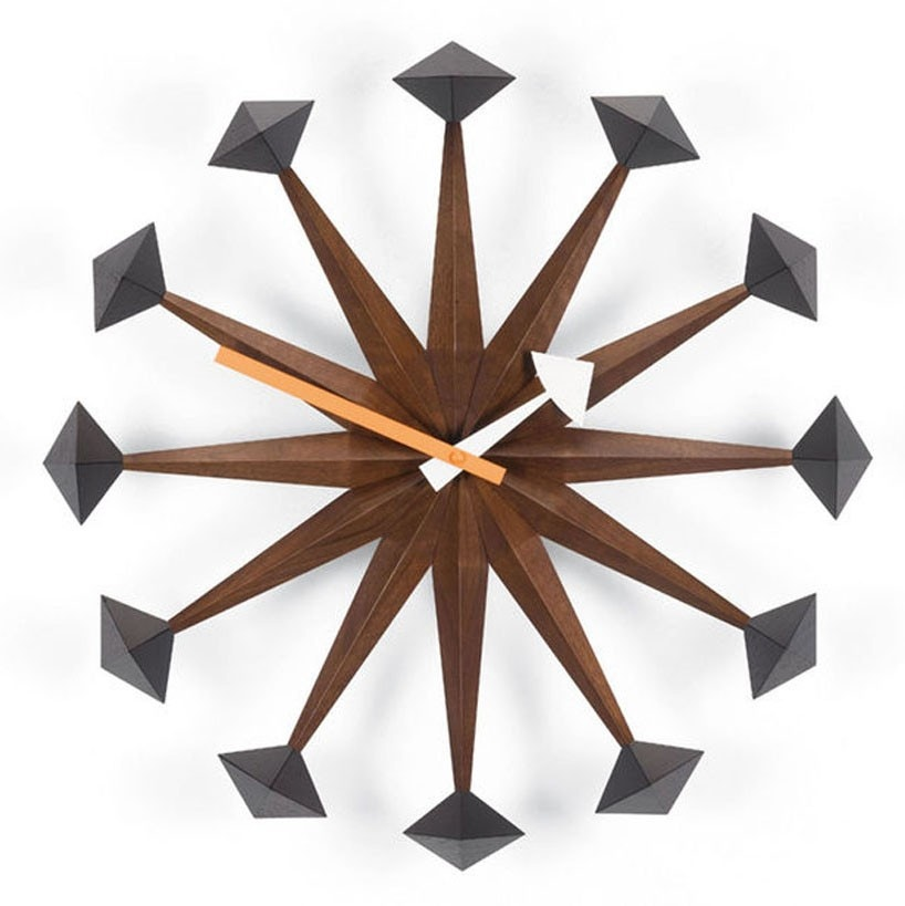 Vitra George Nelson Clock - Polygon Clock