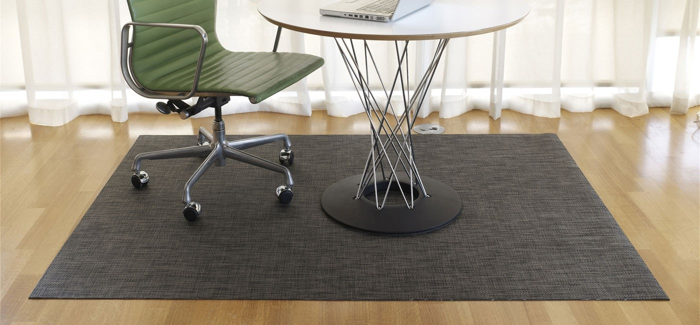 awesome grey floor with pin color floors accessories mats chilewich nuance