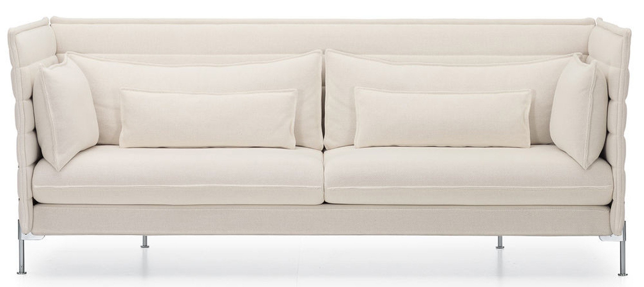 Vitra Alcove Three Seater Sofa