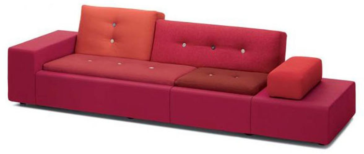 vitra polder sofa xl gr shop canada. Black Bedroom Furniture Sets. Home Design Ideas