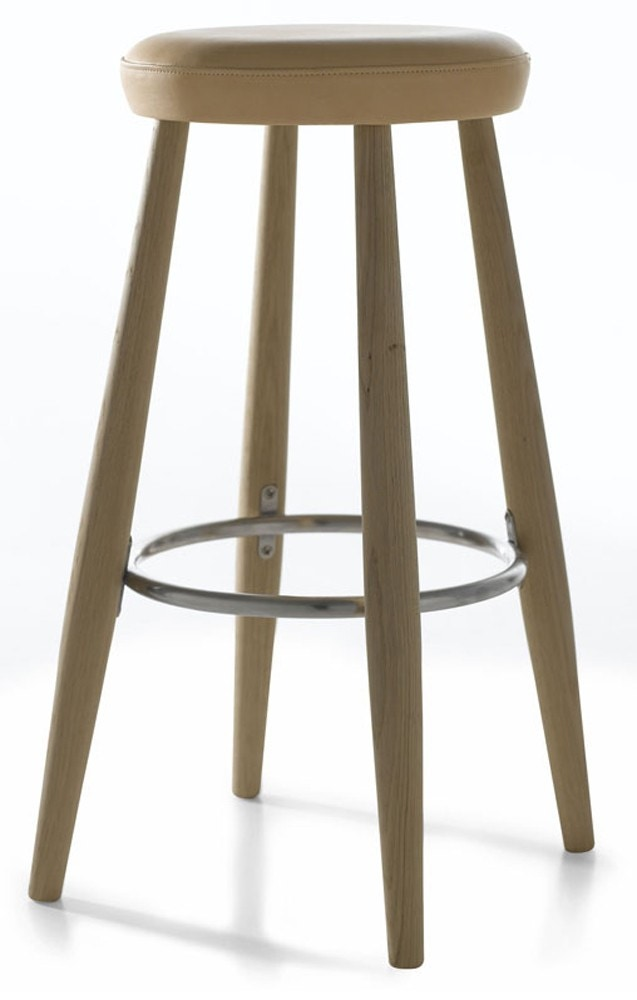 Carl Hansen & Son CH56/58 Dining Stool