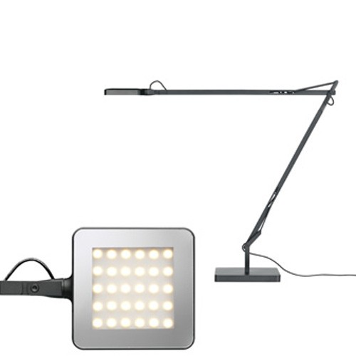 Flos Kelvin LED Green Table/Wall Lamp