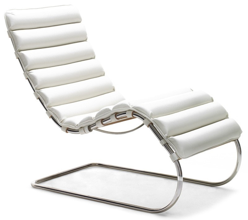 Stupendous Knoll Ludwig Mies Van Der Rohe Mr Chaise Lounge Creativecarmelina Interior Chair Design Creativecarmelinacom