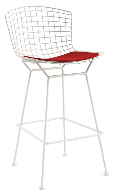 Knoll Harry Bertoia Barstool, Outdoor