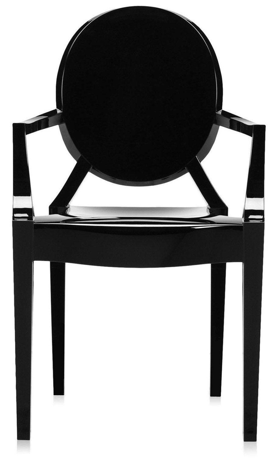 Kartell Louis Ghost Armchair (Priced Each, Sold in Sets of 2)