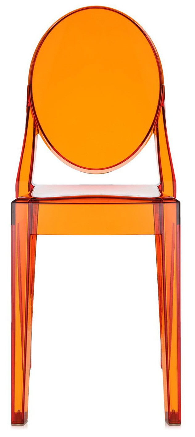 Kartell Victoria Ghost Chair (Priced Each, Sold in Sets of 2)