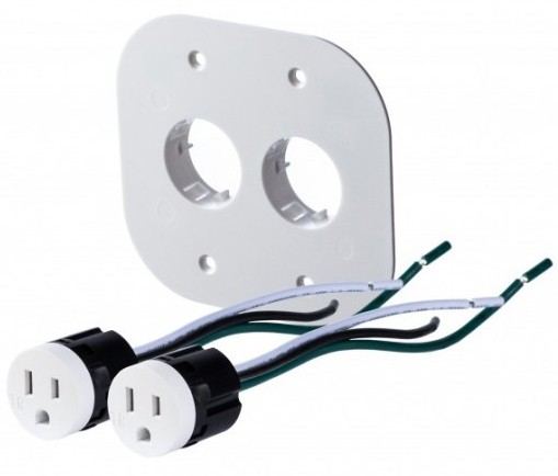 Bocci 22.5.4 15A Alternate Outlet Assembly