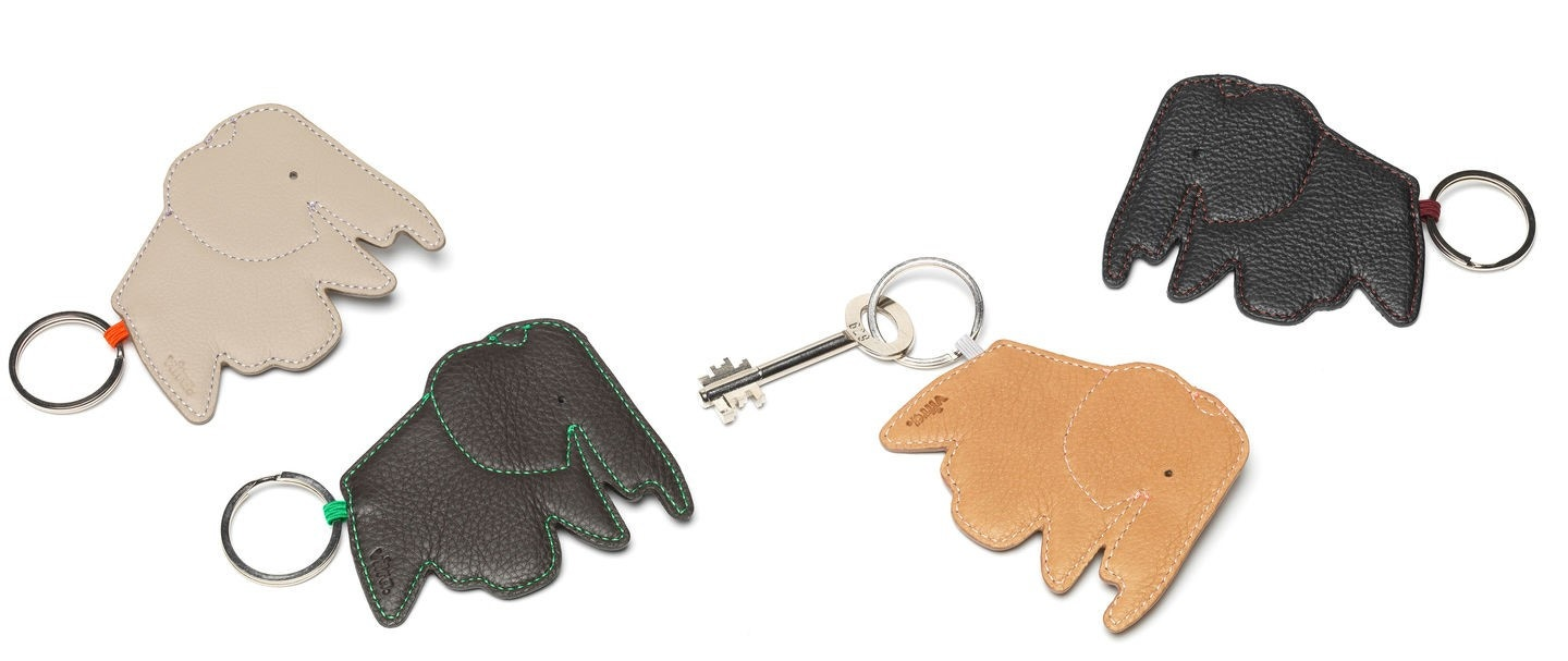 Vitra Key Ring Elephant