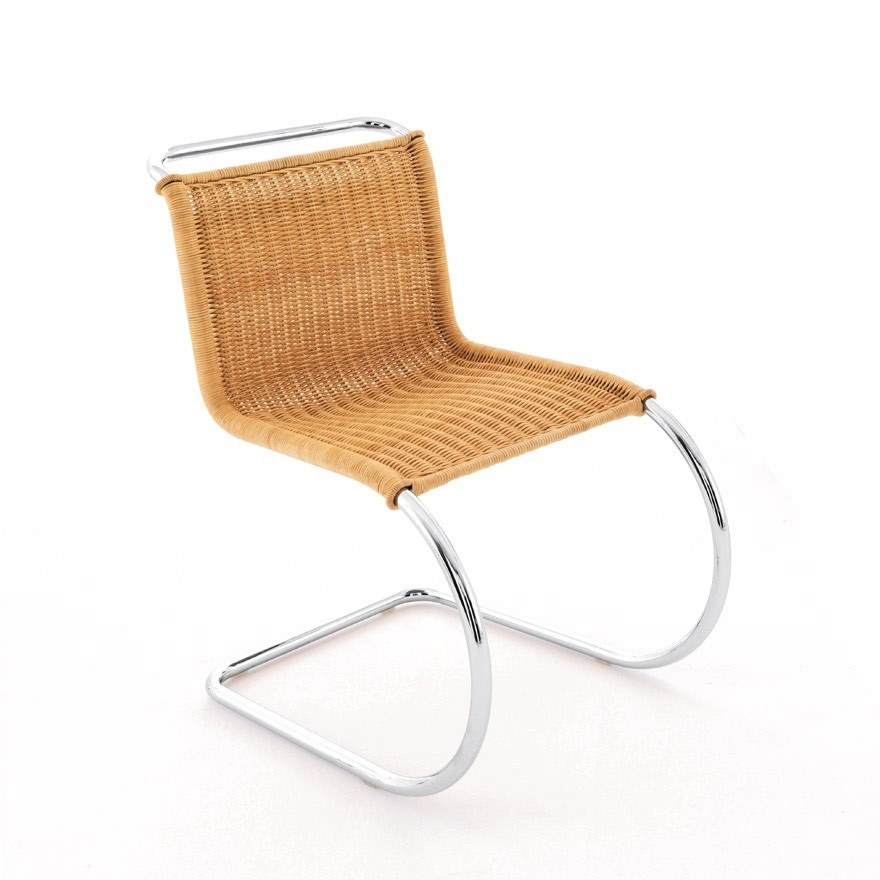 Van Der Rohe Furniture In Knoll Ludwig Mies Van Der Rohe Mr Side Chair Gr Shop Canada