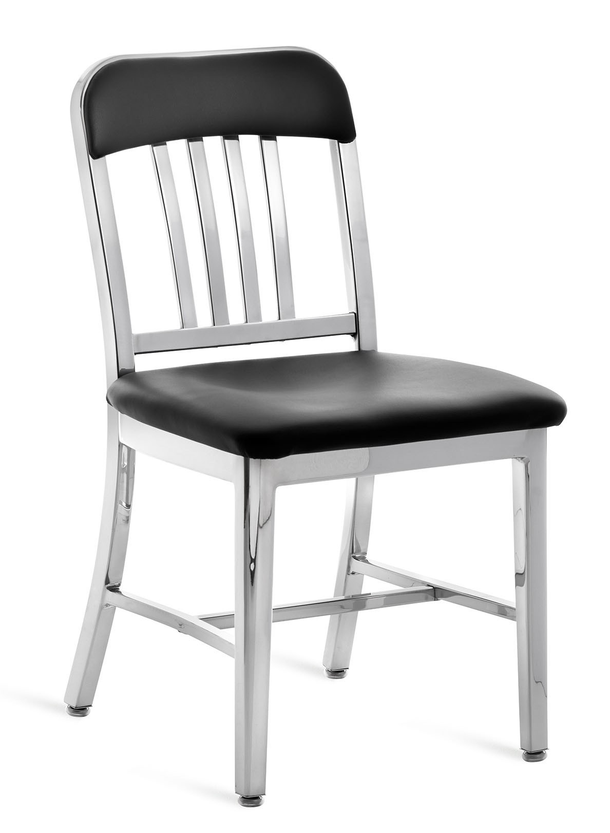 Emeco Navy SemiUpholstered Chair GR Shop Canada