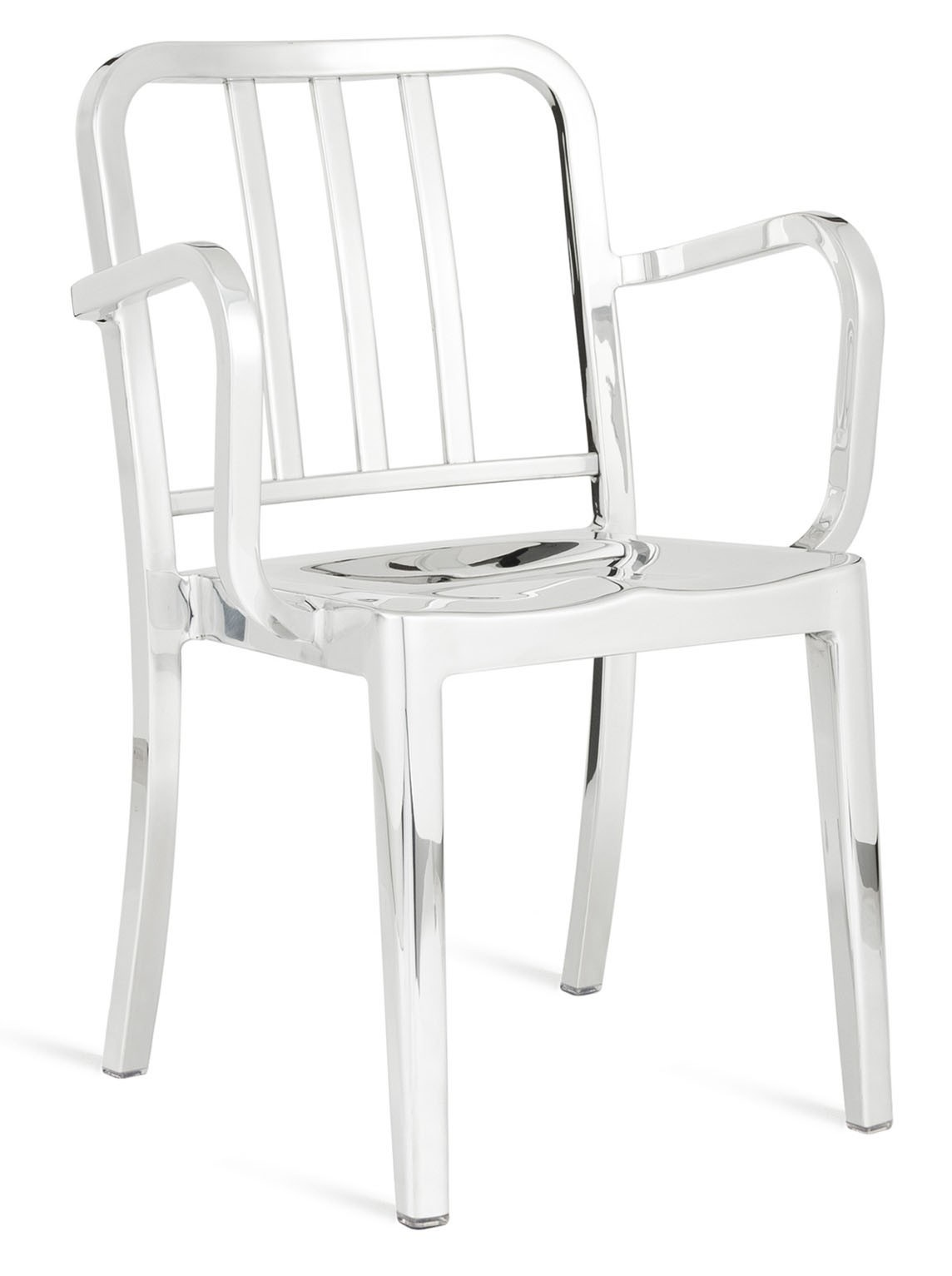 Emeco Heritage Stacking Arm Chair