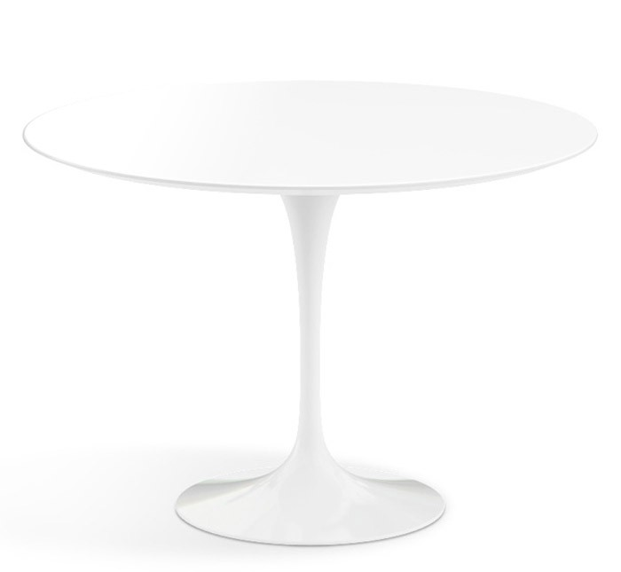 Knoll Eero Saarinen Medium Round Dining Table, Outdoor