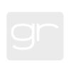 Maharam Double Triangles Pillow, Black/White