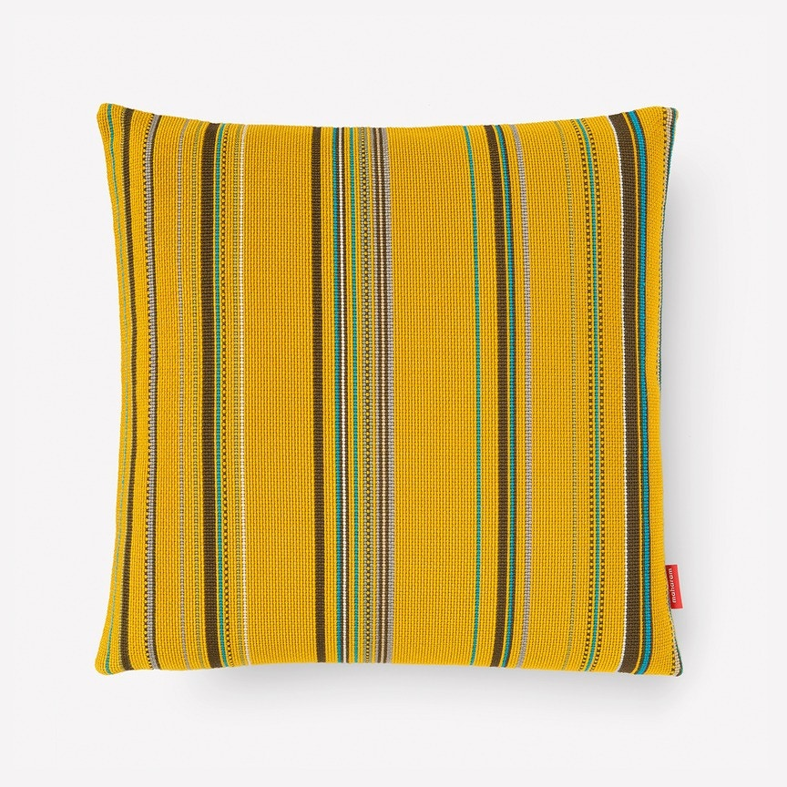 Maharam Point Pillow, Citrus