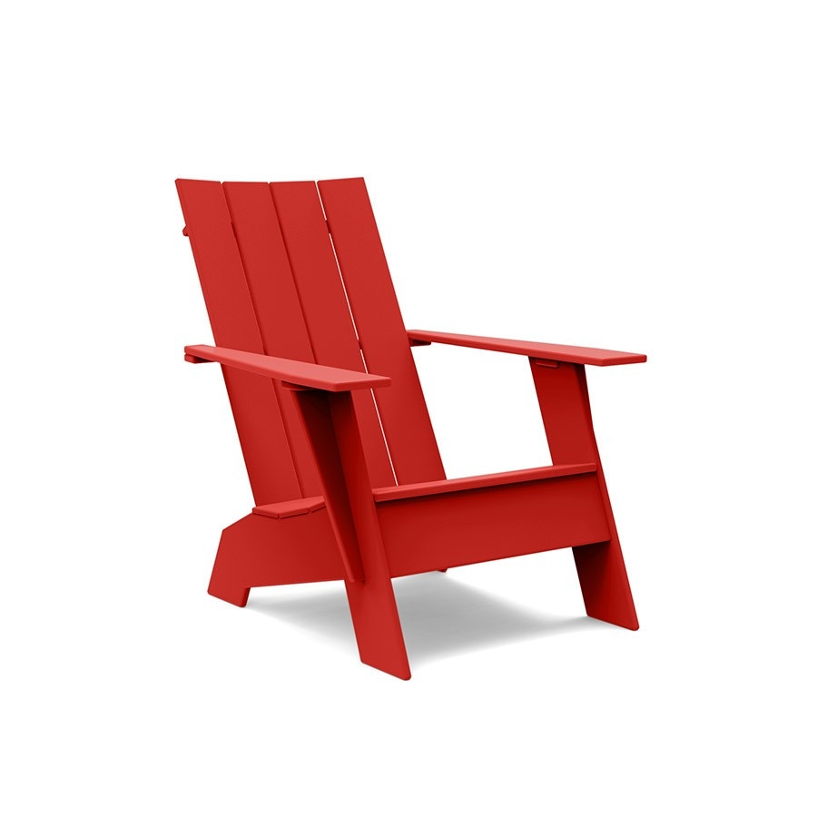Loll 4 Slat Adirondack Outdoor Chair