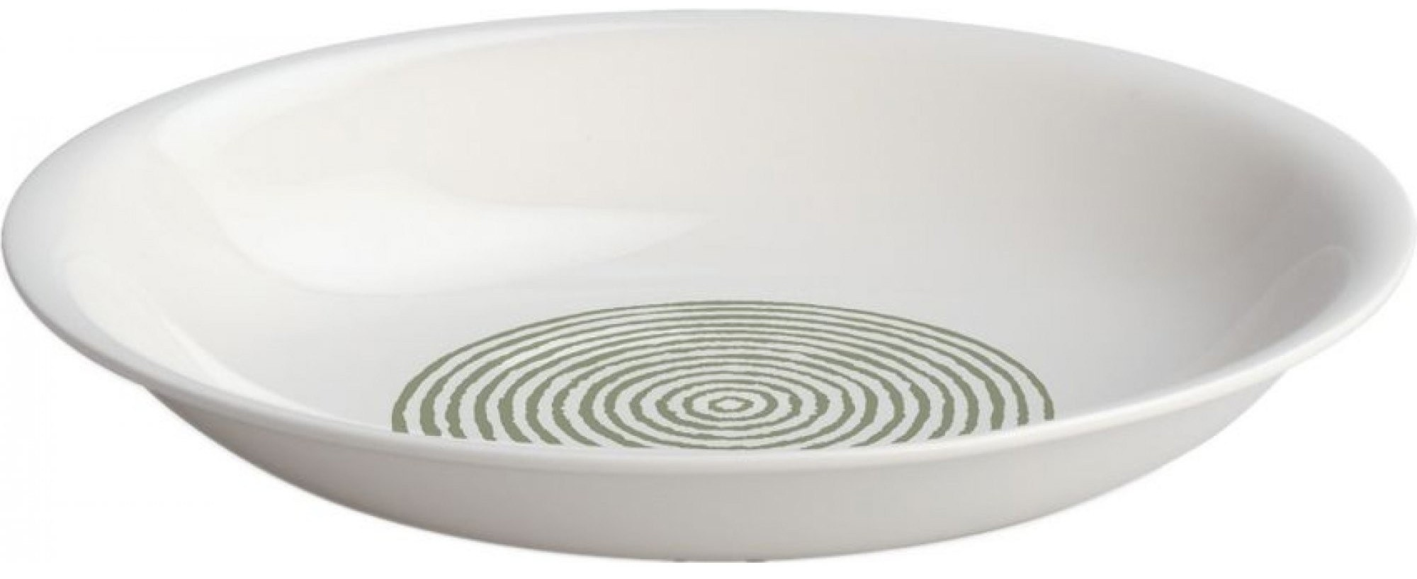Alessi Acquerello Soup Bowl