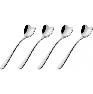 Alessi Set of Four Coffee Spoons