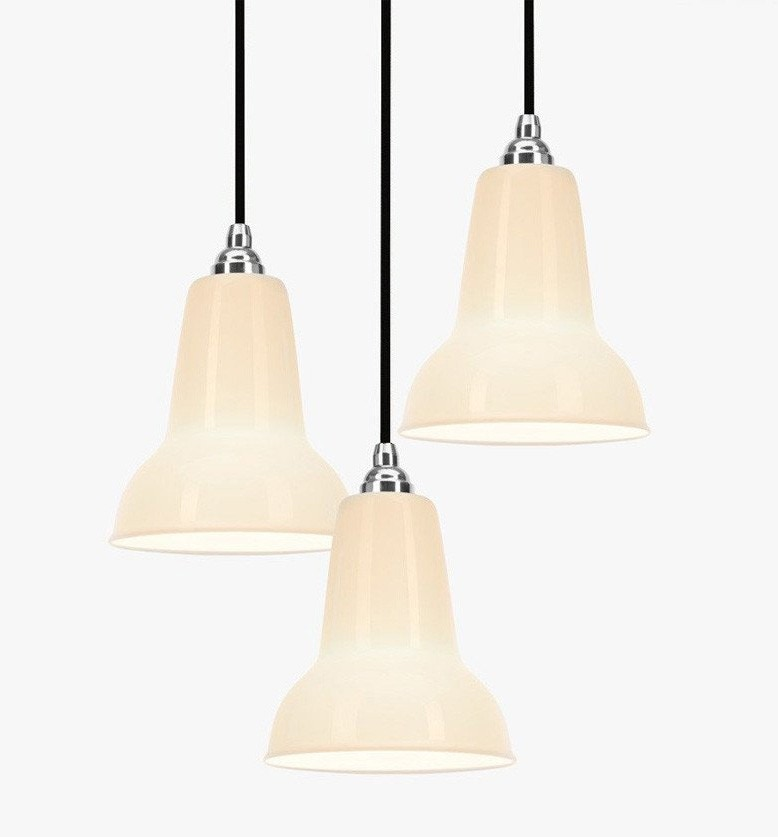 Anglepoise Original 1227 Mini Ceramic Cer Pendant Lamp