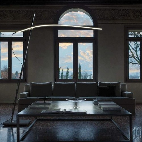 Antonangeli Archetto Shaped F6 Floor Lamp