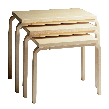 nesting furniture. Artek Nesting Table 88 Nesting Furniture