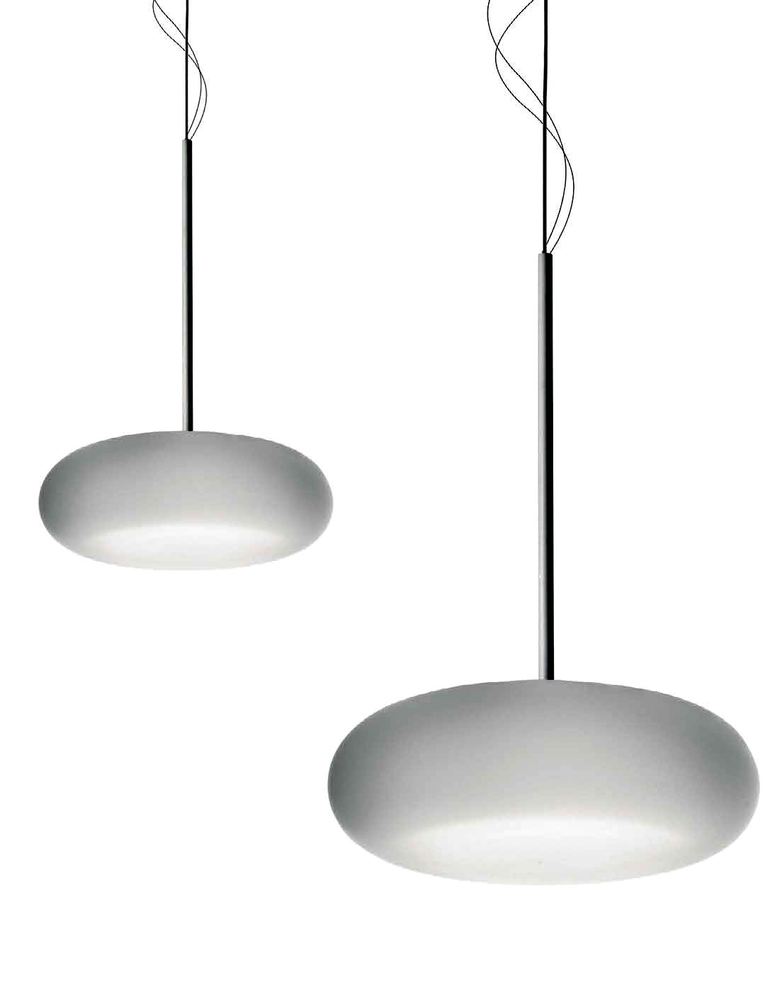 Artemide itka suspension lamp o gr shop canada for Suspension 4 lampes