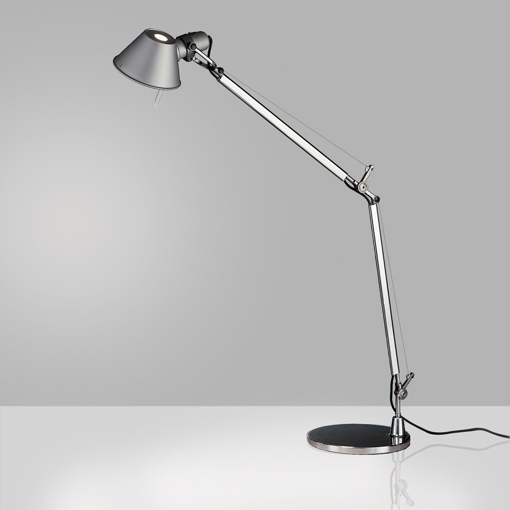artemide tolomeo classic led table lamp gr shop canada. Black Bedroom Furniture Sets. Home Design Ideas