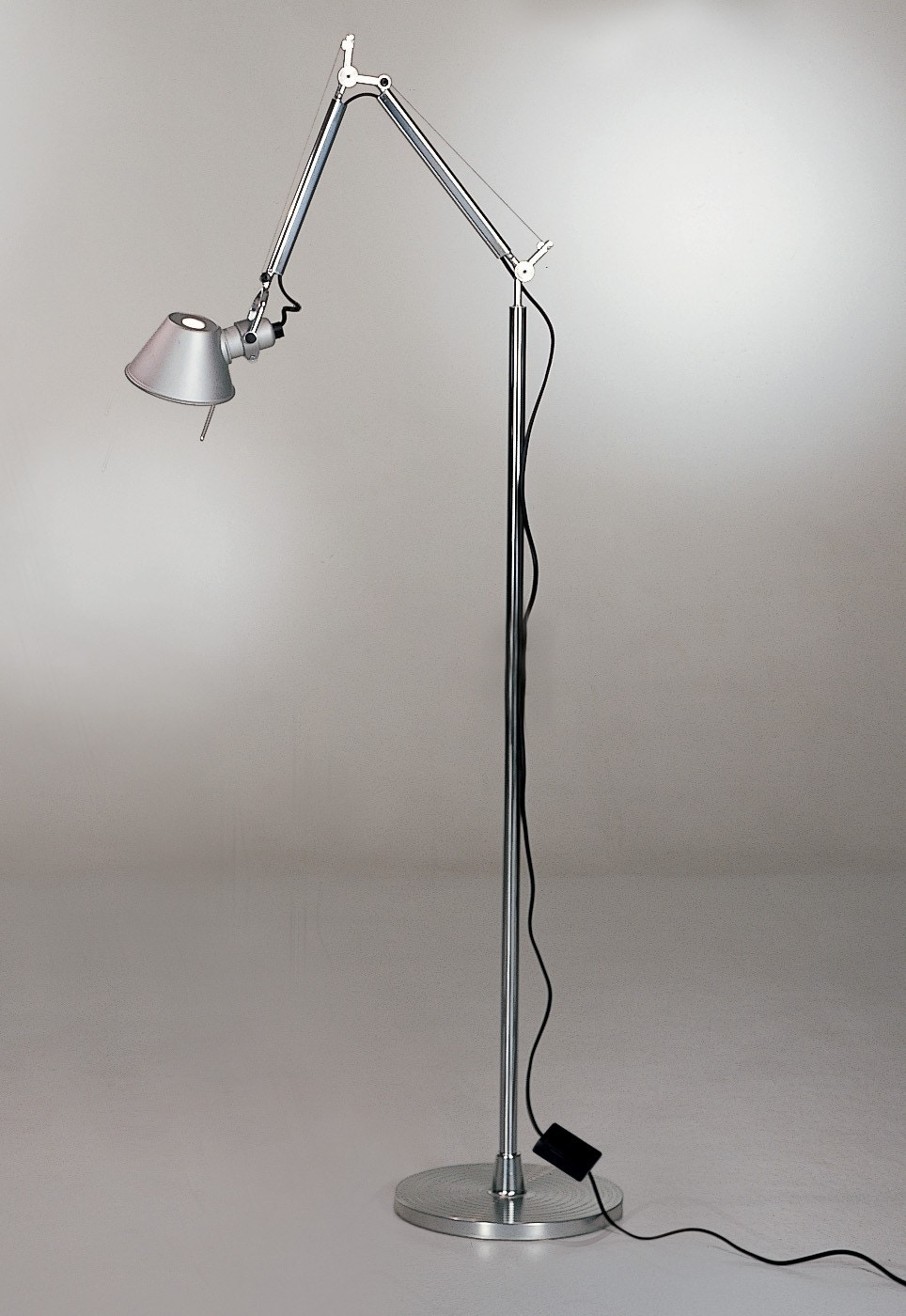 artemide tolomeo micro floor lamp q gr shop canada. Black Bedroom Furniture Sets. Home Design Ideas
