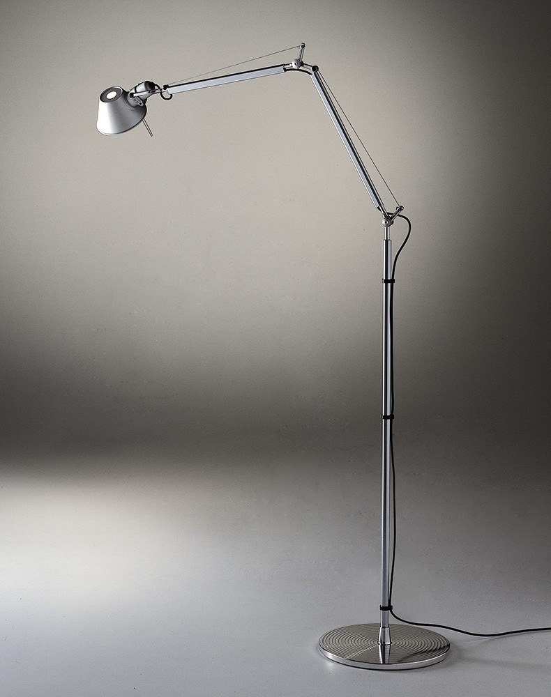 artemide tolomeo mini floor lamp gr shop canada. Black Bedroom Furniture Sets. Home Design Ideas