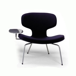 Artifort Libel Chair with Table