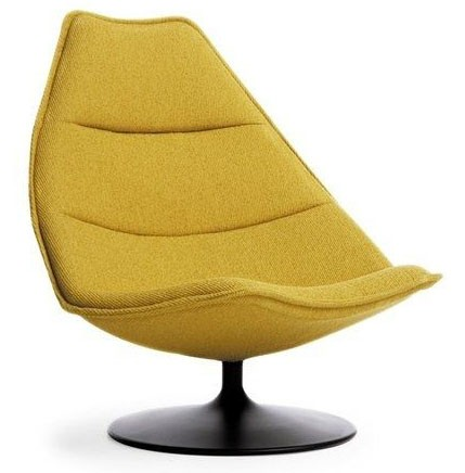 Artifort F584 or F585 Lounge Chair
