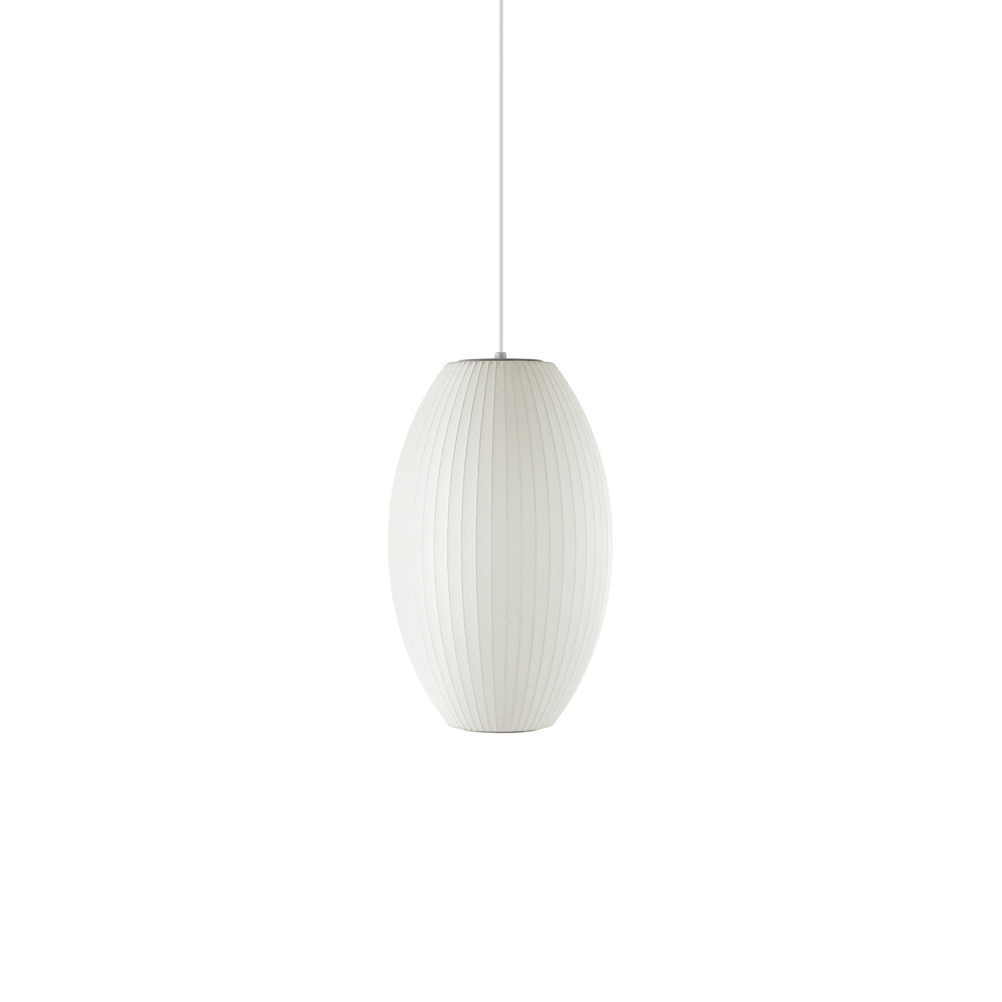 Herman Miller Nelson® Cigar® Bubble Lamp Pendant - Medium (STK)