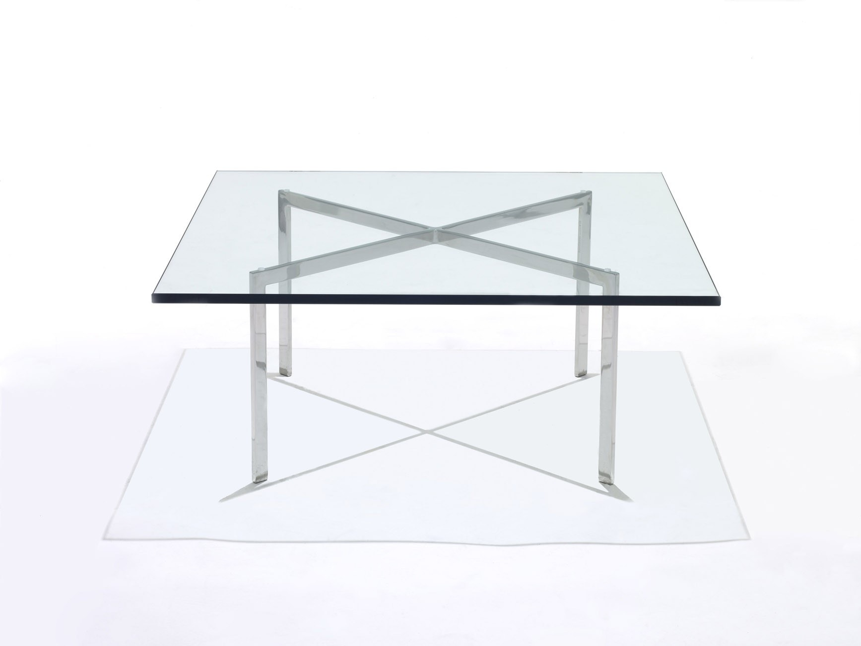 knoll ludwig mies van der rohe barcelona table gr shop canada. Black Bedroom Furniture Sets. Home Design Ideas