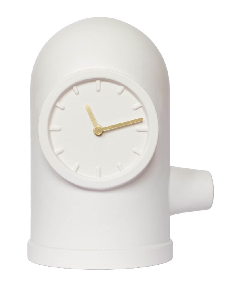 Leff Amsterdam Base Table Clock