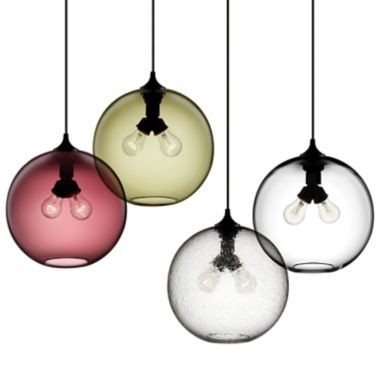 Niche Modern Binary Pendant Light