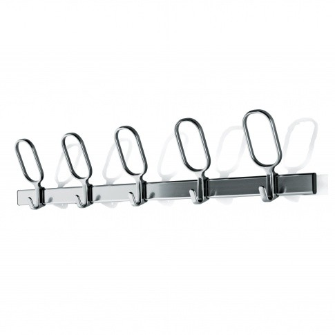 Magis Birds on a Wire with 5 Polished Hooks