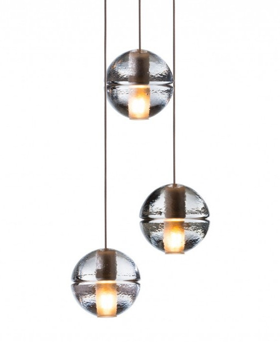 Bocci 14.3 Three Pendant Light