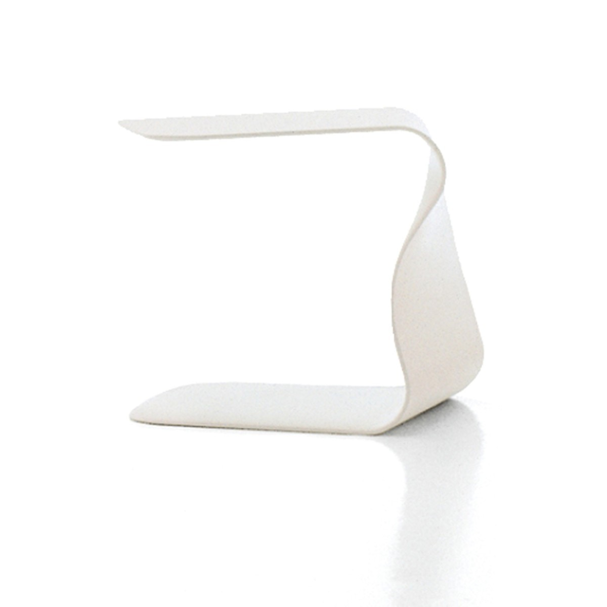 CLEARANCE - Bonaldo Duffy Side Table - White
